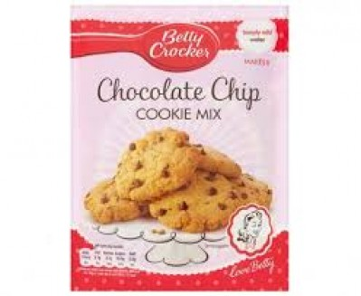 BETTY CROCKER CHOC CHIP COOKIE