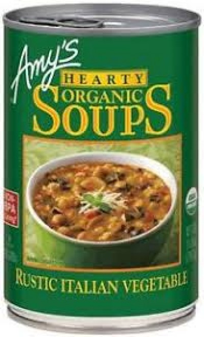 AMYS KITCHEN HEARTY ITALIAN RUSTIC VEGETABLE SOUP