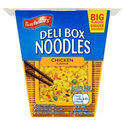 BATCHELORS DELI BOX NOODLE CHICKEN