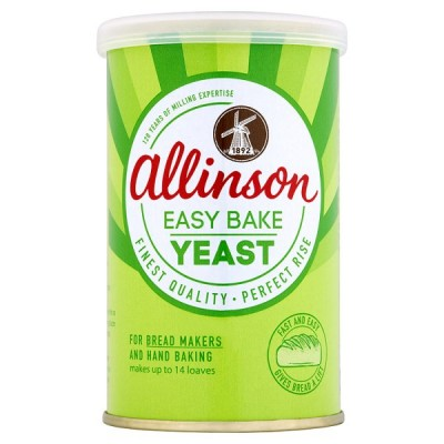 ALLINSON EASYBAKE YEAST DRUM