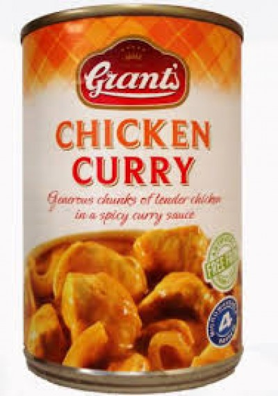GRANTS CHICKEN CURRY PM