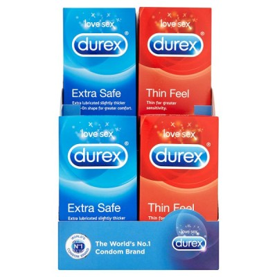 DUREX MIXED COUNTER UNIT