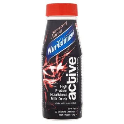 DUNNSRVR NURISHMENT ACTIVE STRAWBERRY