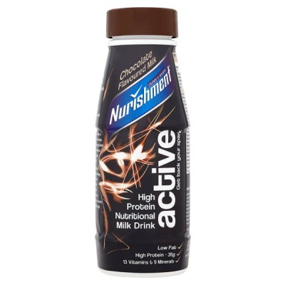 DUNNSRVR NURISHMENT ACTIVE CHOCOLATE