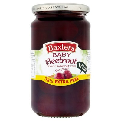 BAXTERS BABY BEETROOT 33%EF