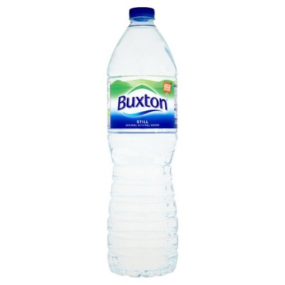 BUXTON MINERAL WATER