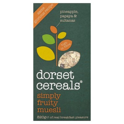 DORSET SIMPLY FRUITY