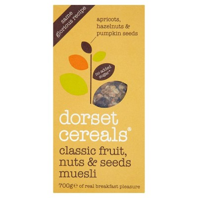 DORSET CLASSIC FRUIT ROASTED NUTS & SEEDS