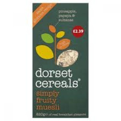 DORSET SIMPLY FRUITY PM