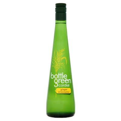 BOTTLE GREEN GINGER & LEMONGRASS CORDIAL