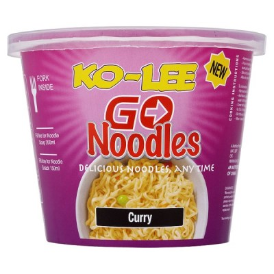 KO-LEE CUP NOODLE CURRY