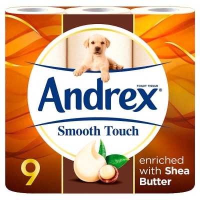 ANDREX T/TISS SMOOTH TOUCH