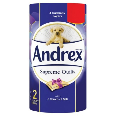 ANDREX 2ROLL QUILTS PM1.19