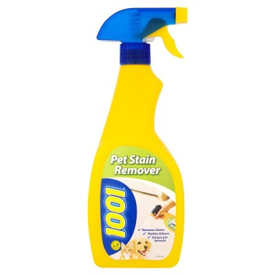 1001 CARPET PET STAIN REMOVER
