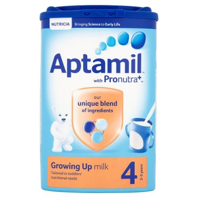 APTAMIL GROWING UP MILK PRONUTRA  STAGE 4 2-3YR
