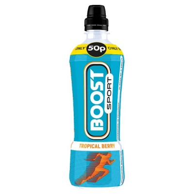 BOOST SPORT TROPICAL BERRY PM50P