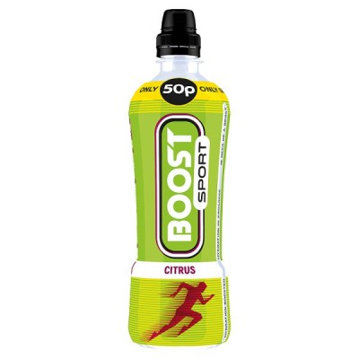 BOOST SPORT CITRUS PM50P