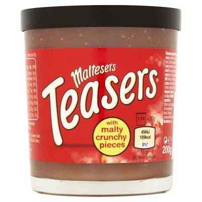 MARS MALTESER TEASER CHOCOLATE SPREAD