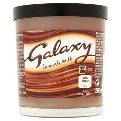 MARS GALAXY CHOCOLATE SPREAD