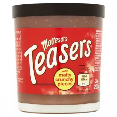 MARS MALTESER CHOCOLATE SPREAD