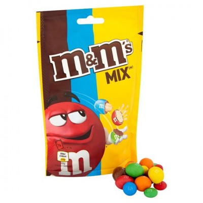 MARS M&MS MIX POUCH