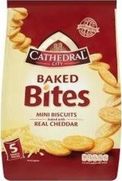 CATHEDRAL CITY BAKED BITES 5PK