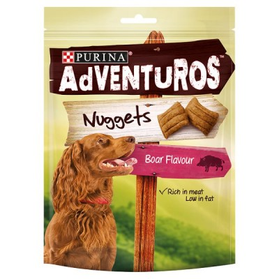ADVENTUROS NUGGETS BOAR