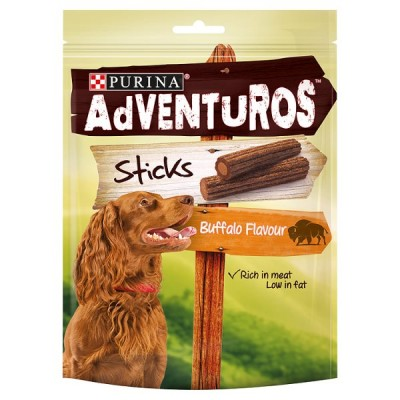 ADVENTUROS STICKS BUFFALO