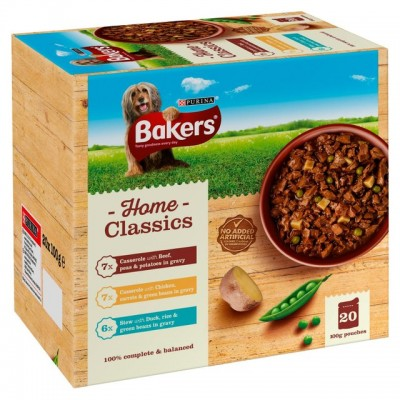 BAKERS HOME CLASSICS BEEF PM 3 FOR