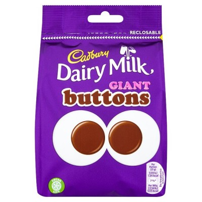 CADBURY BUTTONS GIANT BAG