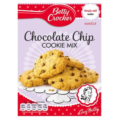 BETTY CROCKER COOKIE MIX MILK CHOC